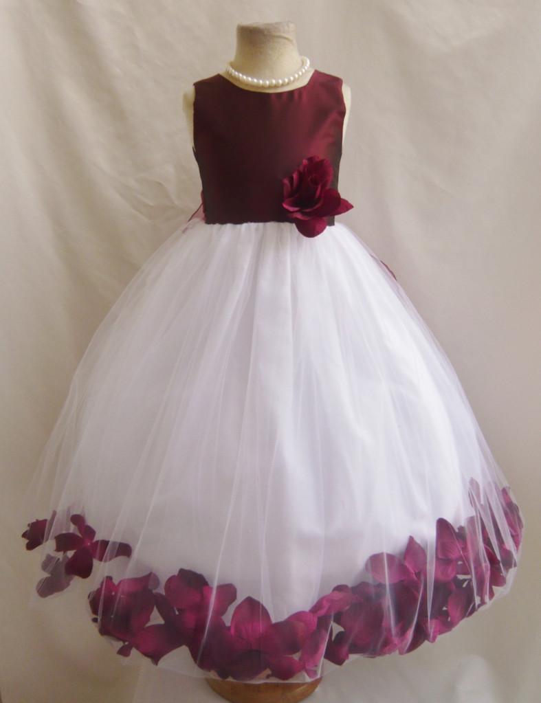 flower girl girls dresses bwodnoxzzd